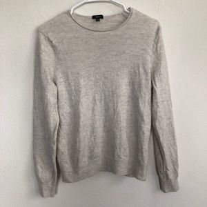 Vince cashmere wool pullover sweater large